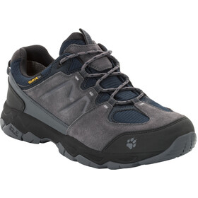 Jack Wolfskin MTN Attack 6 Texapore Lage Schoenen Heren, night blue